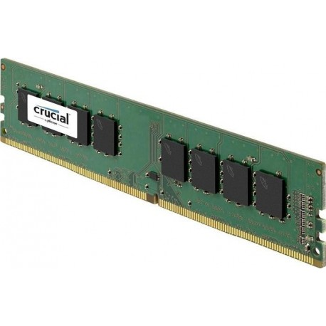 Pamięć DDR4 CRUCIAL 4GB 2133MHz PC4-17000 CL15 1.2V 288pin