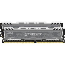 Pamięć DDR4 Crucial Ballistix Sport LT 16GB (2x8GB) 2400MHz CL16 DRx8 1.2V