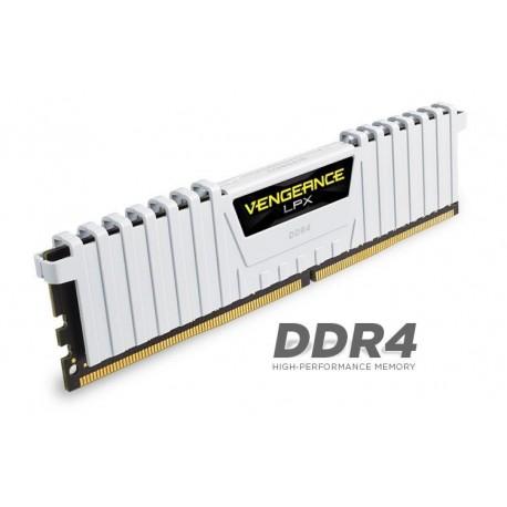 Pamięć DDR4 Corsair Vengeance LPX 16GB (2x8GB) 3000MHz CL15 1,35V biały