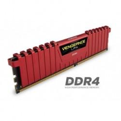 Pamięć DDR4 Corsair Vengeance LPX 32GB (2x16GB) 3200MHz CL16 1,35V czerwone