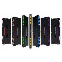 Pamięć DDR4 Corsair Vengeance RGB 32GB (2x16GB) 3200MHz CL16 1,35V czarny