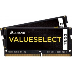 Pamięć DDR4 SODIMM Corsair Valueselect 16GB (2x8GB) 2133MHz CL15 1,2V