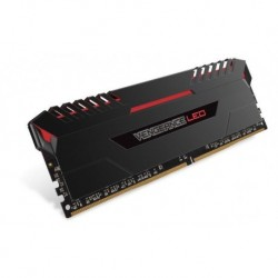 Pamięć DDR4 Corsair Vengeance LED 16GB (2x8GB) 2666MHz CL16 1,2V Red