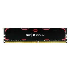 Pamięć DDR4 GOODRAM IRIDIUM 8GB 2400MHz CL15-15-15 IRDM 512x8 Black