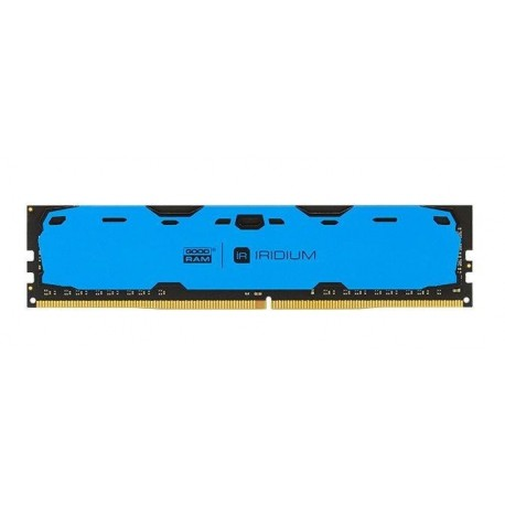 Pamięć DDR4 GOODRAM IRIDIUM 8GB 2400MHz CL15-15-15 IRDM 512x8 Blue