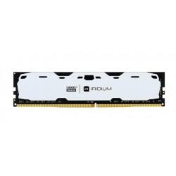 Pamięć DDR4 GOODRAM IRIDIUM 8GB 2400MHz CL15-15-15 IRDM 512x8 White
