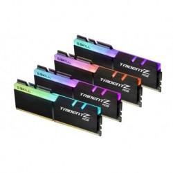 Pamięć DDR4 G.SKILL Trident Z RGB 32GB (4x8GB) 3000MHz CL15 1.35V XMP 2.0 Podświetlenie LED