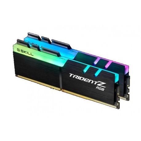 Pamięć DDR4 G.SKILL Trident Z RGB 16GB (2x8GB) 3600MHz CL17 1.35V XMP 2.0 Podświetlanie LED