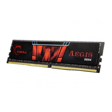 Pamięć DDR4 G.Skill Aegis 16GB (1x16GB) 2400MHz CL15 1,2V