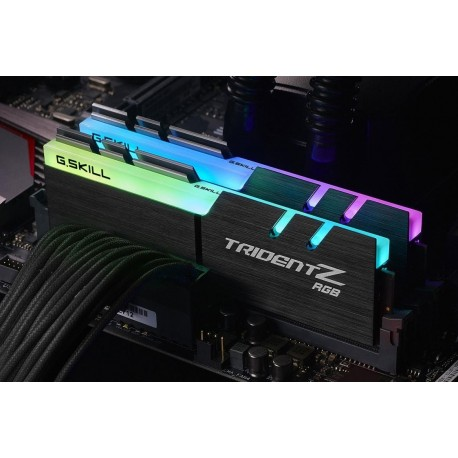 Pamięć DDR4 G.SKILL Trident Z RGB 32GB (2x16GB) 2400MHz CL15 1,2V
