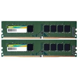 Pamięć DDR4 Silicon Power 8GB (2*4GB) 2133MHz PC4-17000 CL15 1.2V 288pin