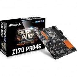 Płyta ASRock Z170 Pro4S /Z170/DDR4/SATA3/SE/M.2/USB3.0/PCIe3.0/s.1151/ATX
