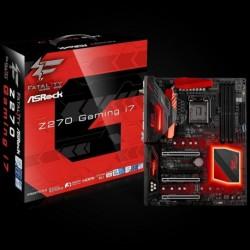 Płyta ASRock Fatal1ty Z270 Professional Gaming i7 /Z270/DDR4/SATA3/SE/M.2/USB3.1/WF/BT/PCIe3.0/s.1151/ATX