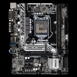 Płyta ASRock B250M-HDV /B250/DDR4/SATA3/M.2/USB3.0/PCIe3.0/s.1151/mATX
