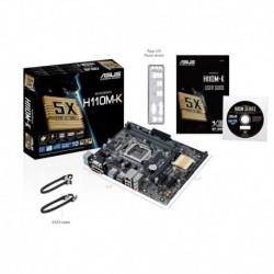Płyta ASUS H110M-K /H110/DDR4/SATA3/USB3.0/PCIe3.0/s.1151/mATX