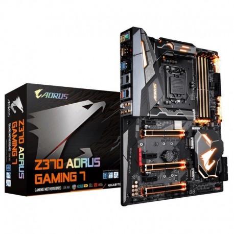 Płyta Gigabyte GA-Z370-AORUS-Gaming 7 /Z370/DDR4/SATA3/M.2/USB3.1/PCIe3.0/s.1151/ATX