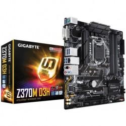 Płyta Gigabyte GA-Z370M-D3H /Z370/DDR4/SATA3/M.2/USB3.0/PCIe3.0/s.1151/mATX