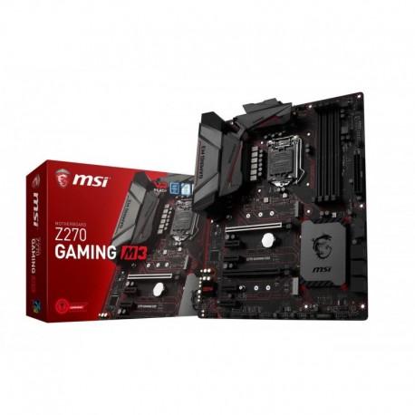 Płyta MSI Z270 GAMING M3 /Z270/DDR4/SATA3/M.2/USB3.1/PCIe3.0/s.1151/ATX