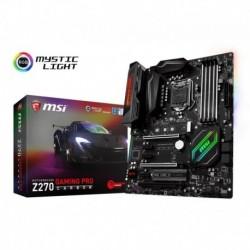 Płyta MSI Z270 GAMING PRO CARBON /Z270/DDR4/SATA3/M.2/USB3.1/PCIe3.0/s.1151/ATX