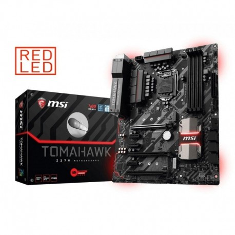 Płyta MSI Z270 TOMAHAWK /Z270/DDR4/SATA3/M.2/USB3.1/PCIe3.0/s.1151/ATX