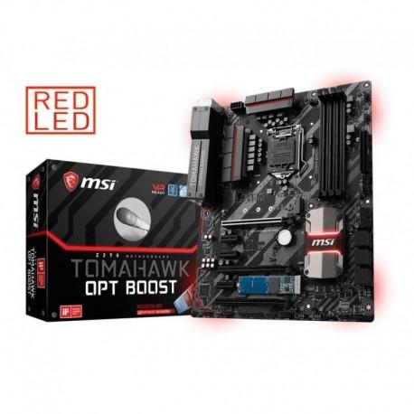 Płyta MSI Z270 Z270 TOMAHAWK OPT BOOST /Z270/DDR4/SATA3/M.2/USB3.1/PCIe3.0/s.1151/ATX