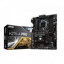 Płyta MSI H270-A PRO /H270/DDR4/SATA3/M.2/USB3.0/PCIe3.0/s.1151/ATX