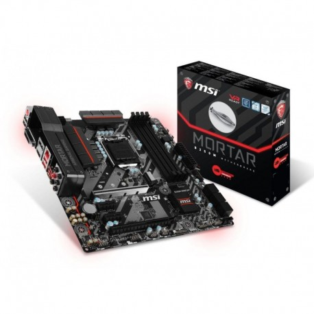 Płyta MSI B250M MORTAR /B250/DDR4/SATA3/M.2/USB3.0/PCIe3.0/s.1151/mATX