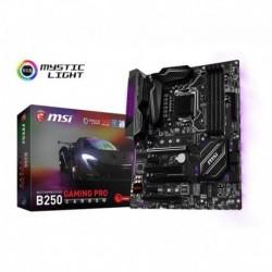 Płyta MSI B250 GAMING PRO CARBON /B250/DDR4/SATA3/M.2/USB3.1/PCIe3.0/s.1151/ATX