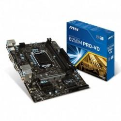 Płyta MSI B250M PRO-VD /B250/DDR4/SATA3/M.2/USB3.0/PCIe3.0/s.1151/mATX