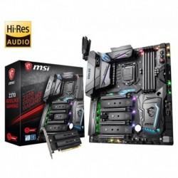 Płyta MSI Z370 GODLIKE GAMING /Z370/DDR4/SATA3/M.2/USB3.1/PCIe3.0/s.1151/eATX