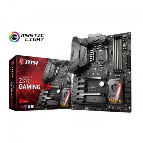 Płyta MSI Z370 GAMING M5 /Z370/DDR4/SATA3/USB3.0/PCIe3.1/s.1151/ATX