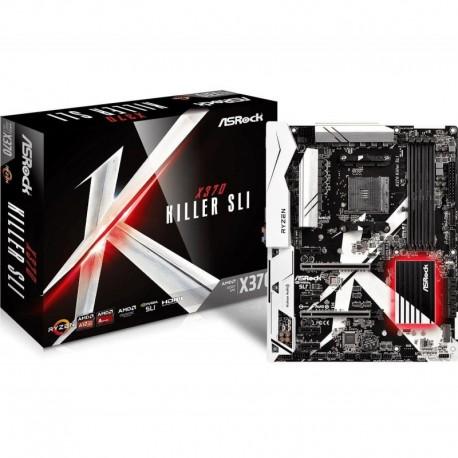 Płyta ASRock X370 Killer SLI /AMD X370/DDR4/SATA3/M.2/USB3.0/PCIe3.0/AM4/ATX