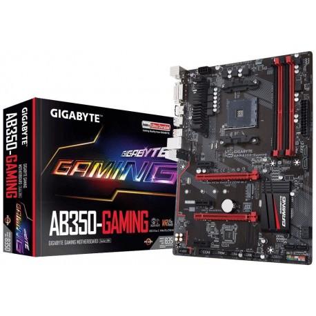 Płyta Gigabyte GA-AB350-Gaming /AMD B350/DDR4/SATA3/M.2/USB3.1/PCIe3.0/AM4/ATX