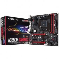 Płyta Gigabyte GA-AB350M-Gaming 3 /AMD B350/DDR4/SATA3/M.2/USB3.1/PCIe3.0/AM4/mATX