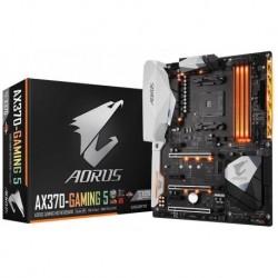 Płyta Gigabyte GA-AX370-GAMING 5 AORUS /AMD X370/DDR4/SATA3/SE/M.2/U.2/USB3.1/PCIe3.0/AM4/ATX