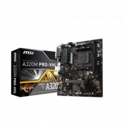 Płyta MSI A320M PRO-VHL /AMD A320/DDR4/SATA3/USB3.0/PCIe3.0/AM4/mATX