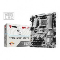 Płyta MSI B350 TOMAHAWK ARCTIC /AMD B350/DDR4/SATA3/M.2/USB3.0/PCIe3.0/AM4/ATX