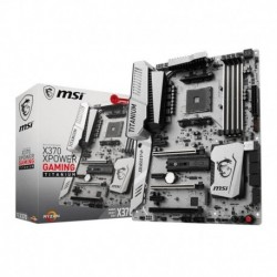 Płyta MSI X370 XPOWER GAMING TITANIUM /AMD X370/DDR4/SATA3/M.2/U.2/USB3.1/PCIe3.0/AM4/ATX