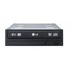 Napęd DVD RW LG GH24NSD1 wewnętrzny black bulk SATA (bez soft)