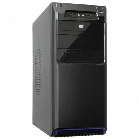 Obudowa Midi ATX Akyga AK27BL USB 3.0 czarna bez zasilacza