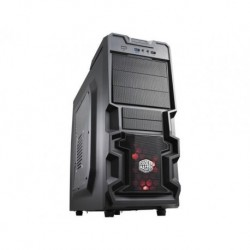 Obudowa COOLER MASTER ELITE K380 MIDI TOWER z oknem, BEZ PSU, USB 3.0