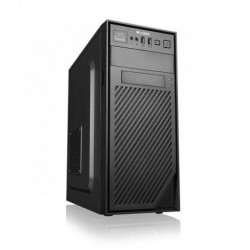 Obudowa LOGIC H2 ATX/mATX Midi USB 2.0 Black bez zasilacza