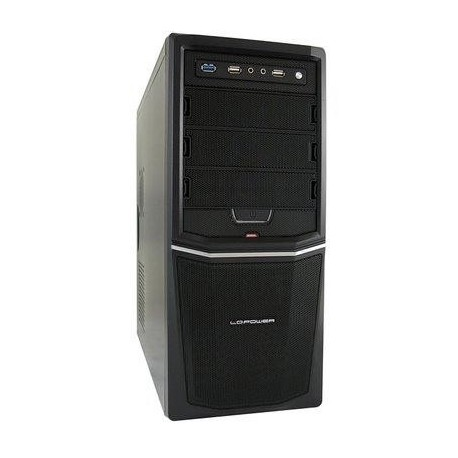 Obudowa LC-POWER Pro-924B ATX Midi USB 3.0 Black