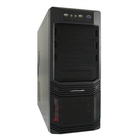 Obudowa LC-POWER Pro-925B ATX Midi USB 3.0 Black