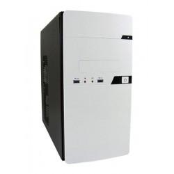 Obudowa LC-POWER 2003MW mATX 2xUSB3.0 Withe