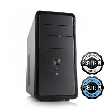Obudowa komputerowa Modecom MINI LOKI mATX/mITX Mini USB 3.0 Black bez zasilacza
