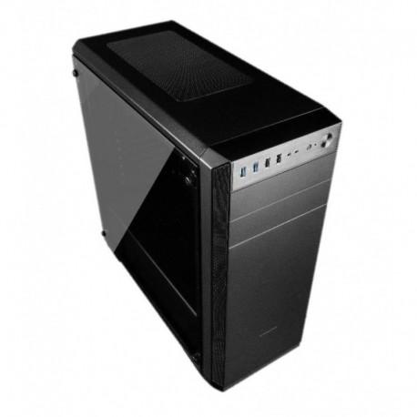 Obudowa MODECOM OBERON GLASS ATX USB 3.0 Black bez zasilacza