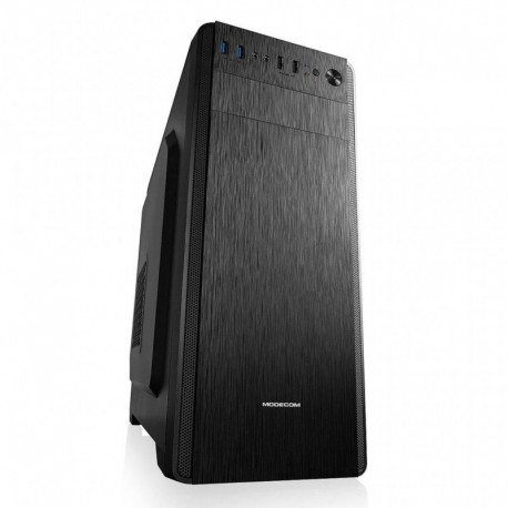 Obudowa MODECOM ARIEL ATX Midi USB 3.0 Black bez zasilacza