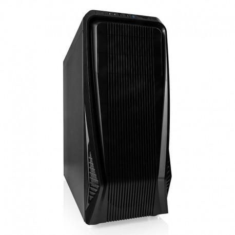 Obudowa MODECOM ADVANCED GAMING C3 DARK ATX Midi USB 3.0 Black bez zasilacza
