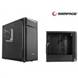 Obudowa Rampage Glory G01 ATX/mATX/mITX 1xUSB 3.0, 2x USB 2.0  Gaming Okno